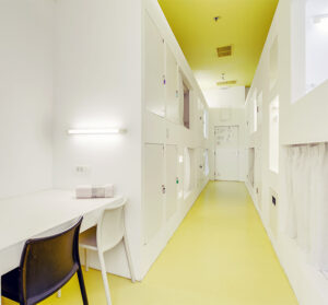 bunk bed hostel goli bosi Split